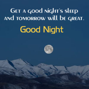 good night status