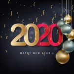 Happy New Year Wishes 2020 (Text and images)
